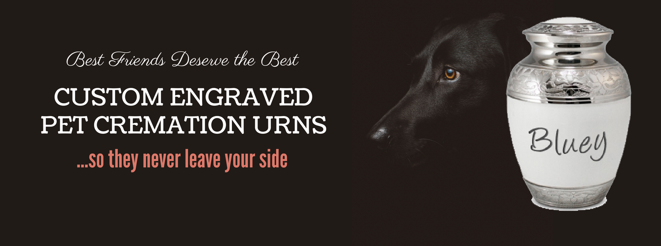Pet Cremation Urns and Pet Plaques from Grand and Grave Brisbane