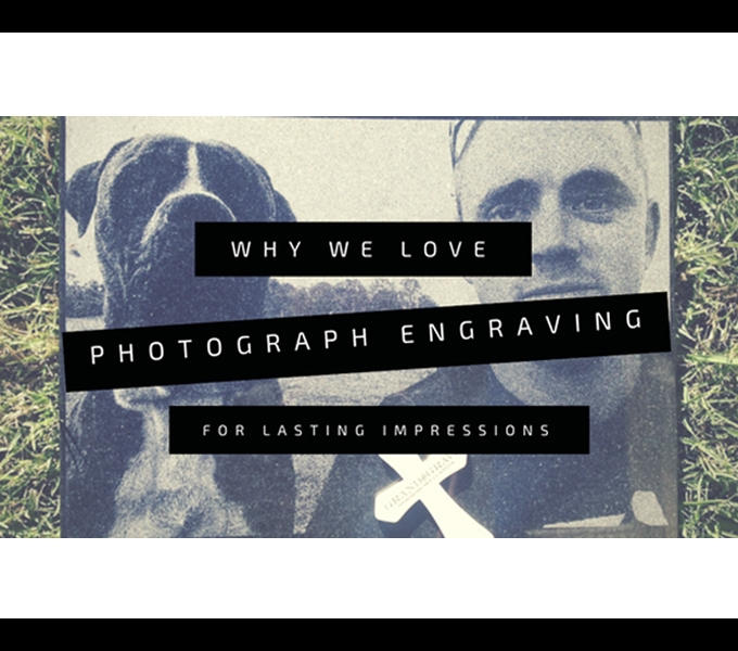 Photograph Engraving: We love a good challenge!
